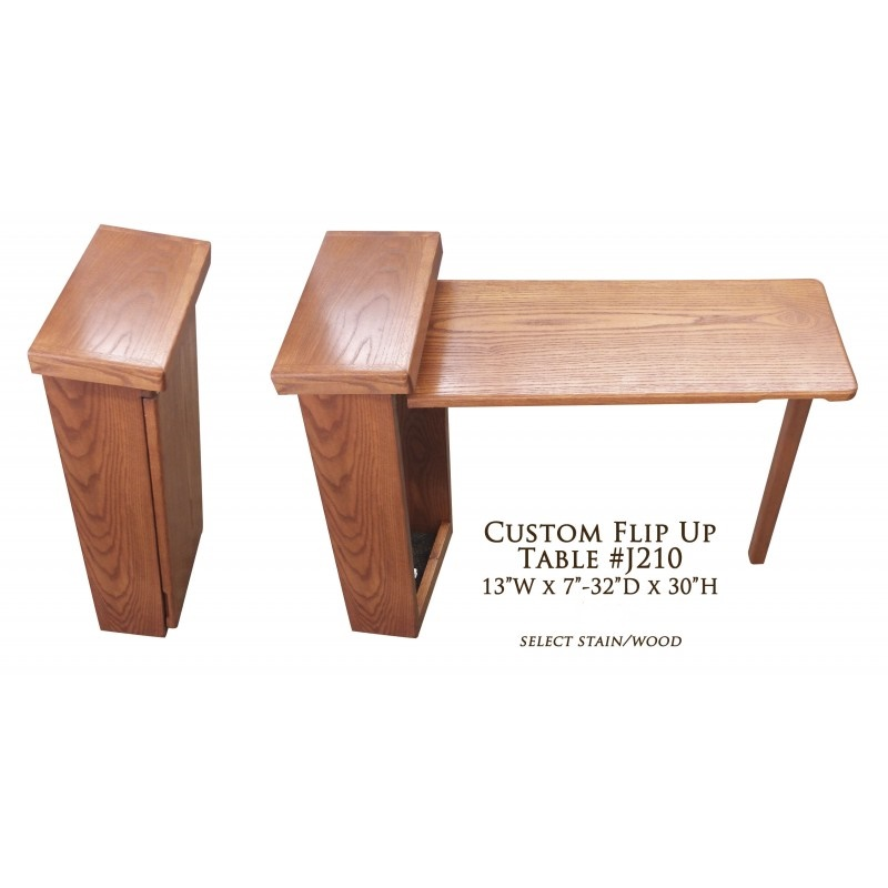 Flip Up Table